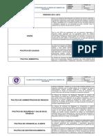 Planeacion Estrategica 2013-2019