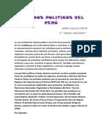 Partidos Politicos Del Perú
