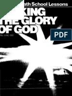 ss19820401 seeking the glory of god