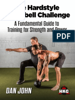The Hardstyle Kettlebell Challenge (eBook)