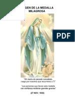 Virgen de La Medalla Milagrosa 32