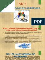 Nic 1 Presentación de Estados Financieros (1)