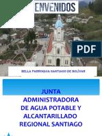 Junta Administradora de Agua Potable Regional Santiago