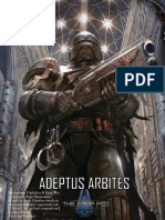 Necromunda Arbites Community Supplement v.4