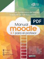 Manual Moodle 3.1
