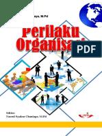 Perilaku Organisasi Oleh Dr. H. Candra Wijaya, M.pd
