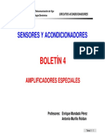 Boletin 4 Amplificadores Especiales