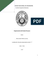 Monografía Constitución y Derecho Empresariall