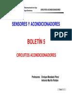 Boletin 5 Circuitos Acondicionadores