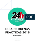 Guia 24h Experience 2018