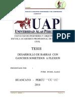 C°A°1-POMA HUARI Anabel-DESARROLLO DE BARRAS CON GANCHOS SOMETIDOS A FLEXION.docx