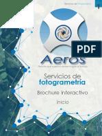 Aeros - Fotometría Con Drones
