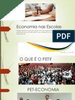 Economia Nas Escolas SLIDE