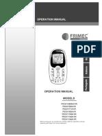 Manual Frimec