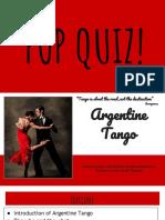 Argentine Tango | Ballroom Dance | Tango