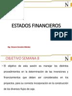 Semana 8- Estados Financieros