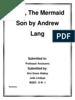 Hans the Mermaid