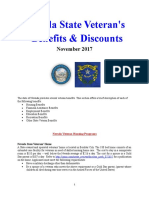 Vet State Benefits & Discounts - NV 2017