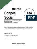 conpes134