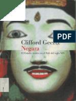 Clifford Geertz - Negara. El Estado-teatro en el Bali del siglo XIX.pdf