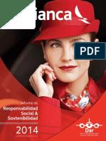 Informe de Sostenibilidad Avianca