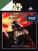 Darth Vader. El Señor Oscuro – James Luceno