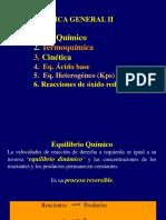 Clases Equilibrio PRIM 2016