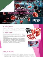 Fisiopatologia de Los Antiretrovirales