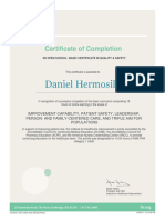 dhermosillo ihi certification