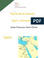 Teoría de La Ciencia Cap1 Egipto Mesopotania