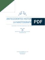 Historia de La Mastografia