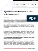 17-A Grande Muralha Financeira Da China Esta Desmoronando