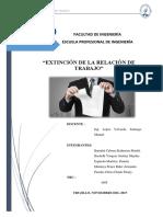 EXTINCION DE LA RELACION DE TRABAJO.docx