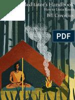 A Meditators Handbook