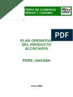Pop Alcachofa Ancash