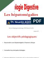 [3] Les Hépatomégalies - Pr Aqodad