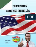 100 Frases Muy Comunes en Inglés