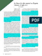 Edición Libros de Cifra en España s. XVI