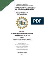 Informe Accidente Ds-024 Grupo 5