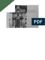 Catedral e Iglesias de Lima en 1868.Docx Analisis Fachad