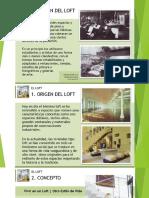 Loft Estilo Decorativo PORCEL