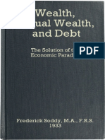 Wealth, Virtual Wealth, And Debt