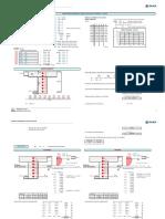 Diagramas Momento - Curvatura Simplificado Para Una Columna Con Sección T