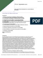 Sobre La Aplicacion y Desarrollo Del Concepto de innovación en el sector público