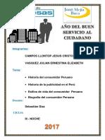 Consumidor peruano 2