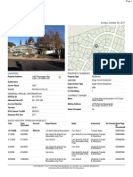 Property Report for 11801 Bloomington Way in Dublin, CA
