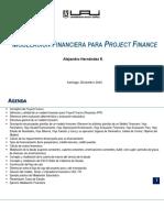 Sesion 10 Evaluacion de Proyectos y Project Finance PDF