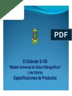 Acerca Estandar S-100