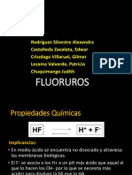 Fluoruros II