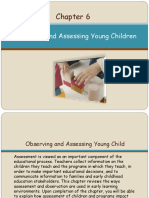 Chapter 6 Observing and Assessing Young Children